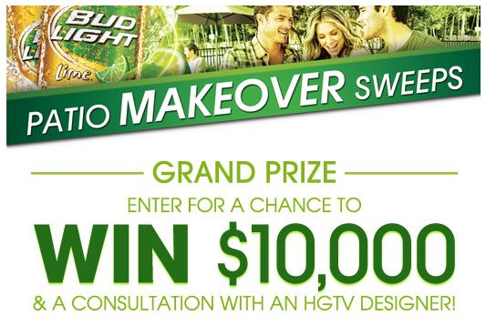 Win a $10,000 Patio Makeover - Mamas on a Dime