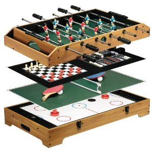 71 off franklin sports 6 in 1 table top game center for 10 games in 1 table