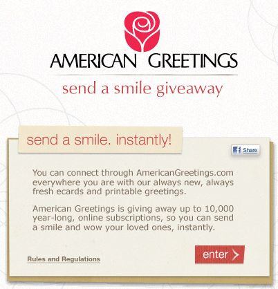 Free american greetings membership mamas on a dime american m4hsunfo