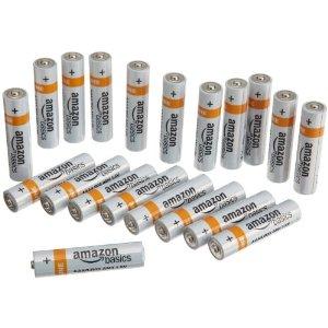 Amazon 20 AA Or AAA Batteries 714 Shipped