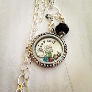 Origami Owl Necklace http://mamasonadime.com/2012/06/giveaway-win-30-to-origami-owl-moad-exclusive-discount/