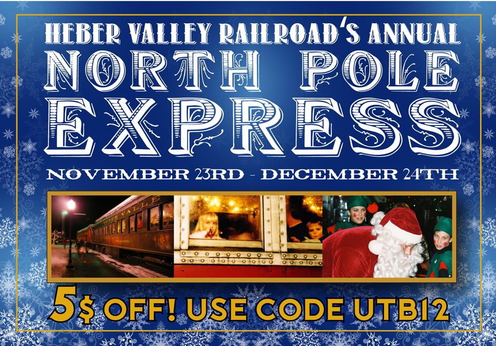 Discount coupons for polar express