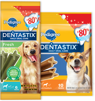 dentastix sample
