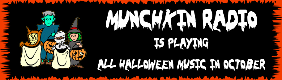 munchkin radio haunted house