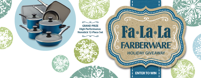 Enter to Win a Farberware Cookware Set - Mamas on a Dime