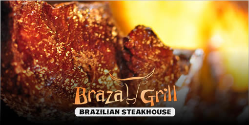Braza grill coupon