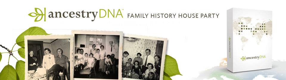 Ancestry DNA House Party