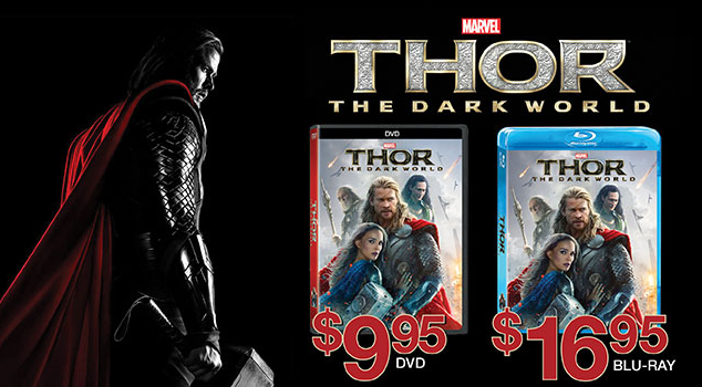 Thor movie deal