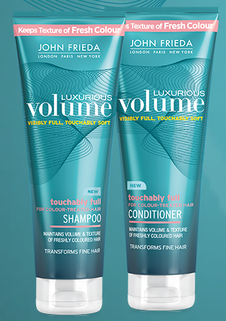john frieda free sample