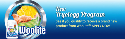 Free Woolite