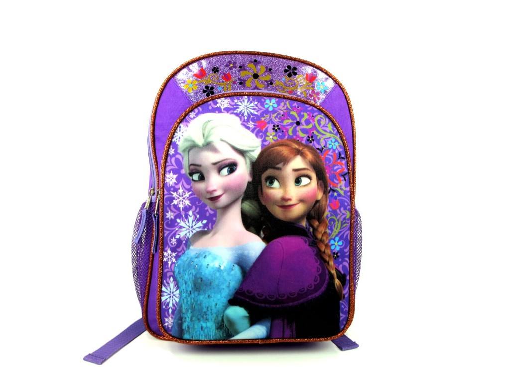 free frozen backpack