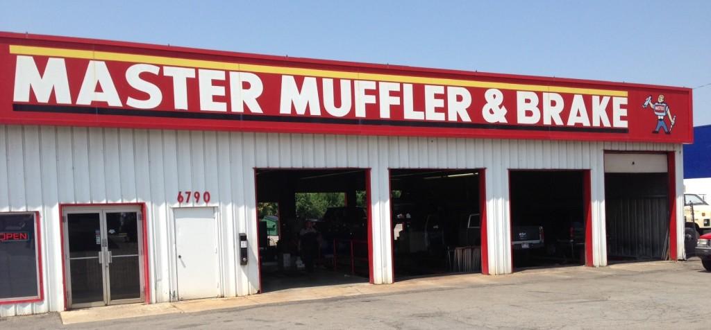 Master Muffler