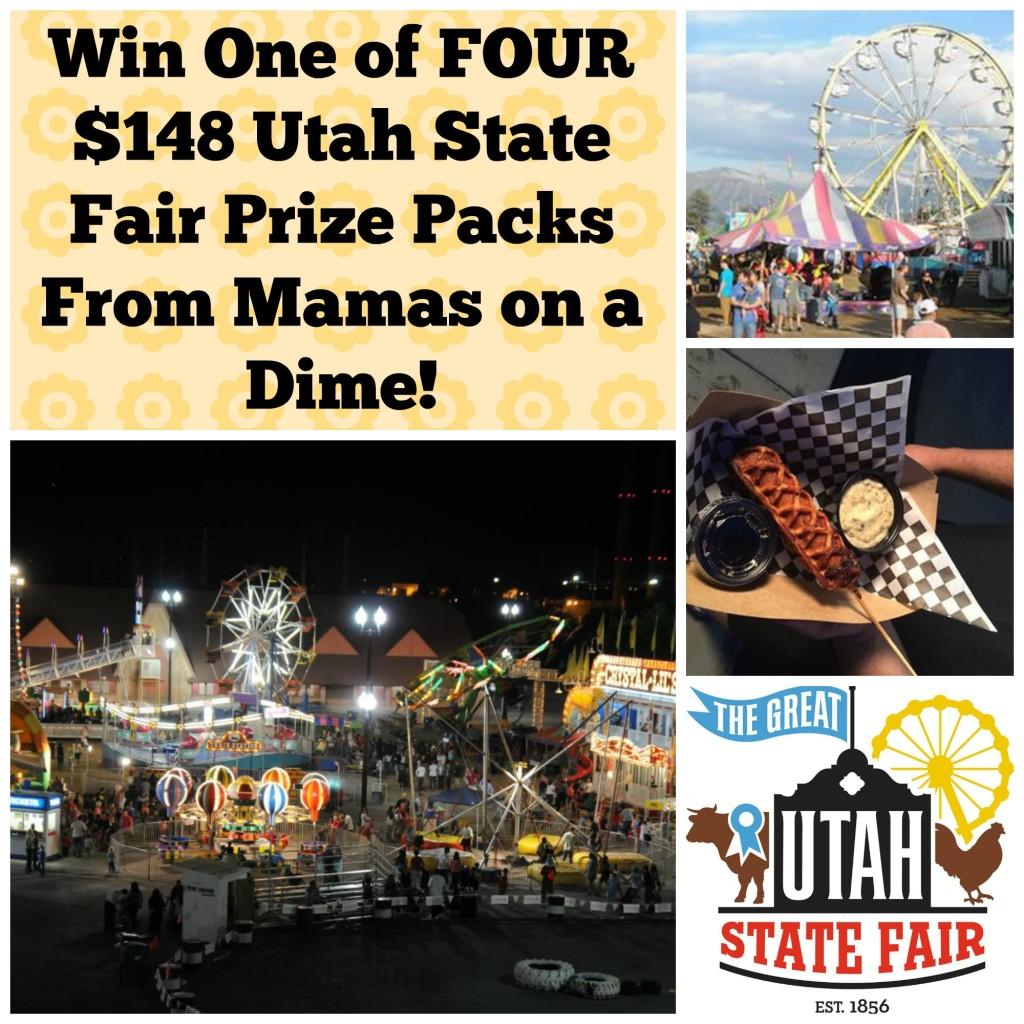 Utah State Fair Coupon