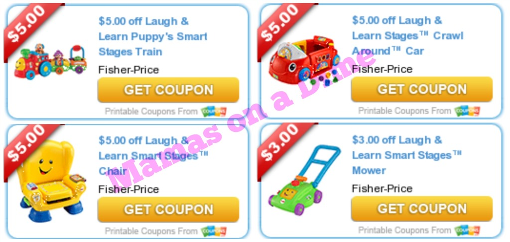 FisherPrice Coupons