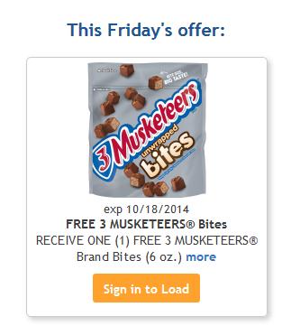 free 3 musketeers