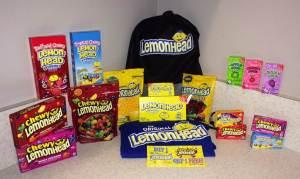 lemonhead prize pack