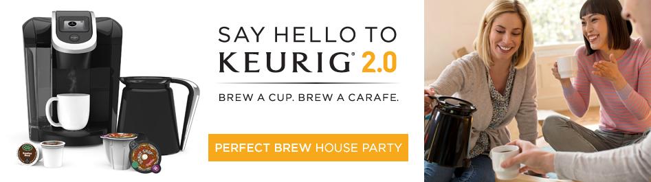 Keurig House Party