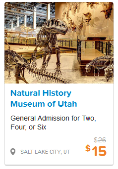 natural history museum coupon