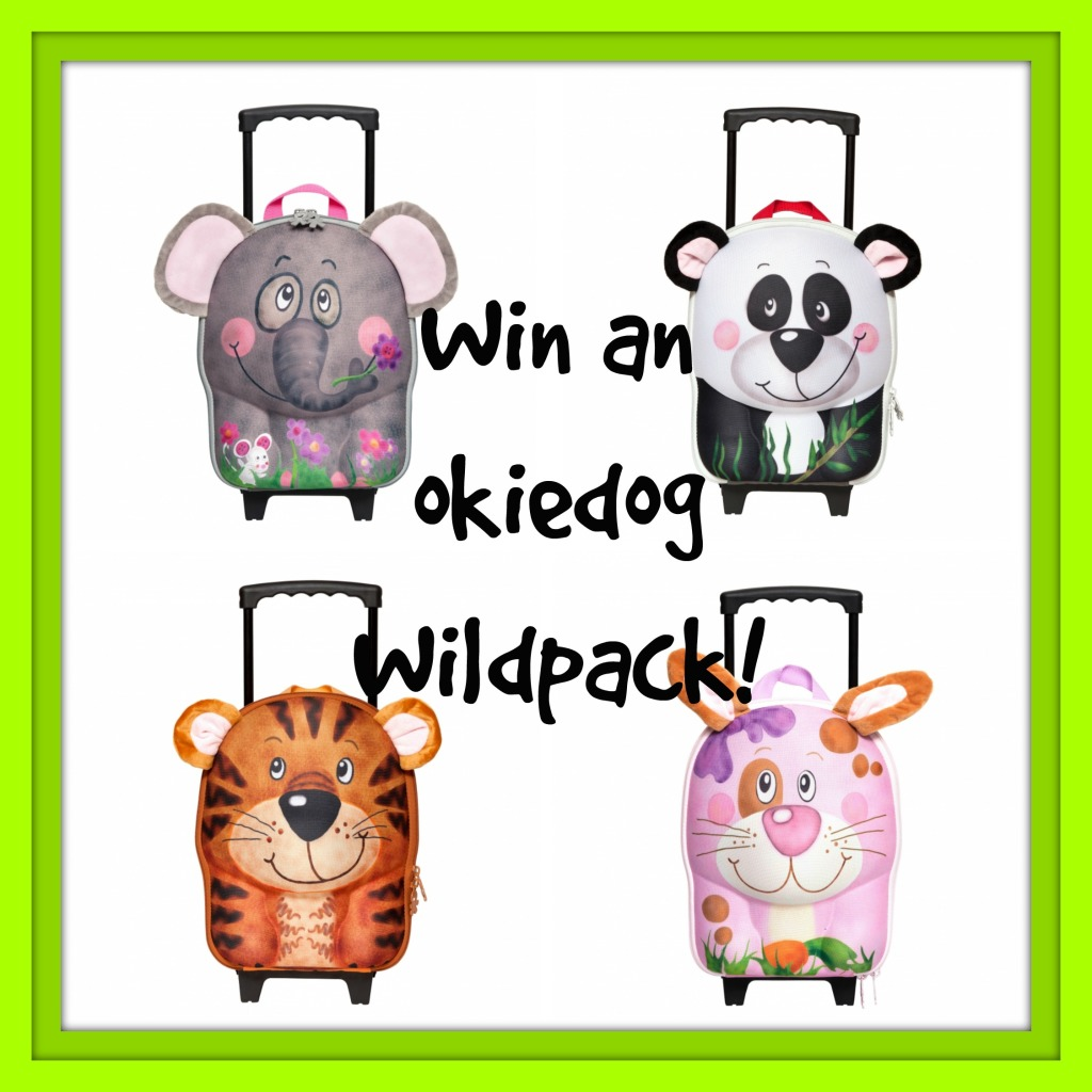 Win an okiedog wildpack