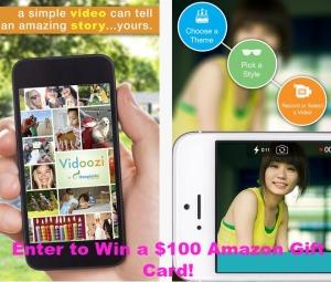 Vidoozi app