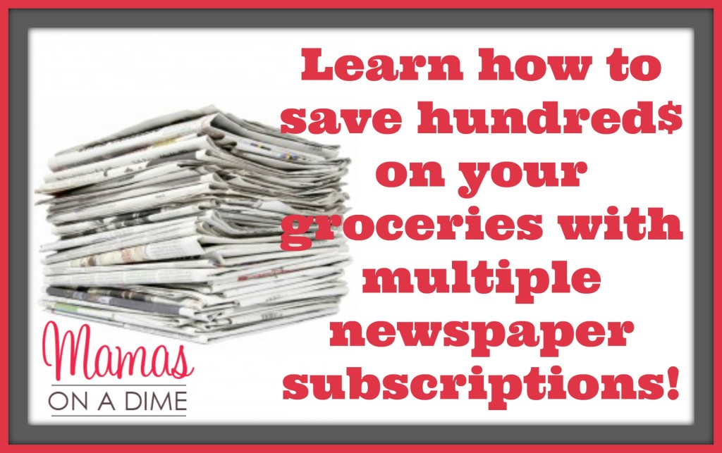 Learn how to save hundreds on your groceries every month