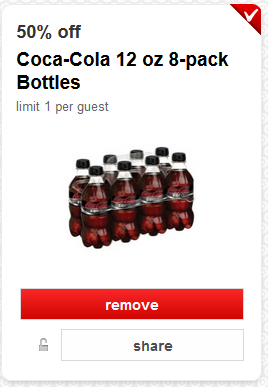 Coke coupon