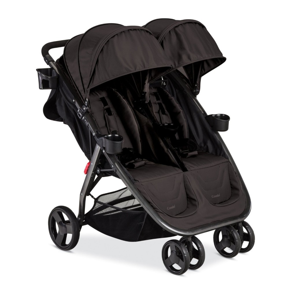 Double The Fun With The Combi Fold N Go Double Stroller