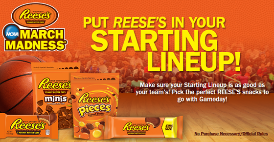 Free Reese's