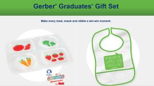 Gerber win win giftset