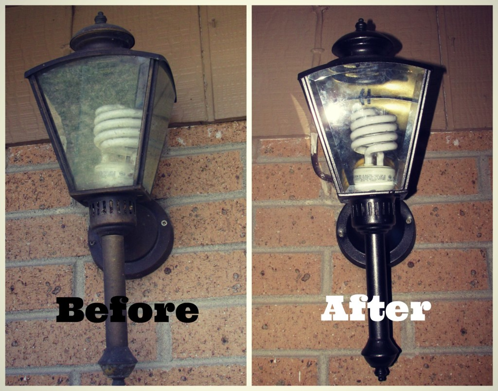 Transform your porch light for just $4