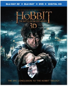 The Hobbit Blu-Ray
