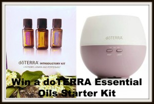 doTERRA oils giveaway