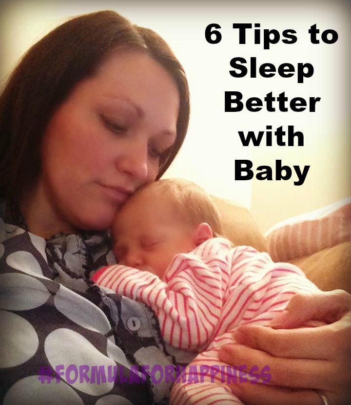 sleep better with baby
