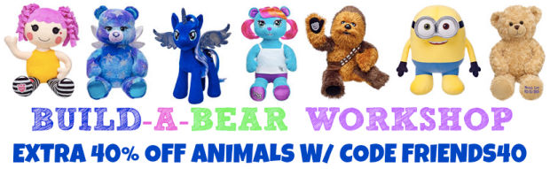 Free Shipping Coupon Build A Bear