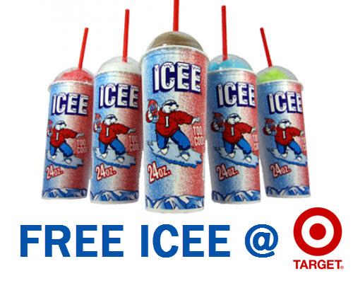 free-icee-at-target