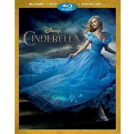 Cinderella blu-ray deal