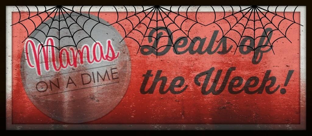 Halloween Deals of the Week