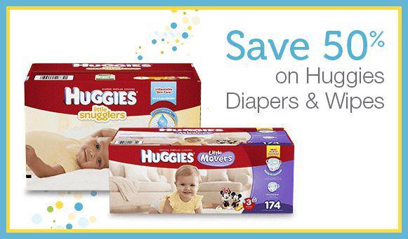 Huggies diaper deal