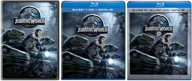 Jurassic World DVD $9 95 After Gift Card! - Mamas on a Dime