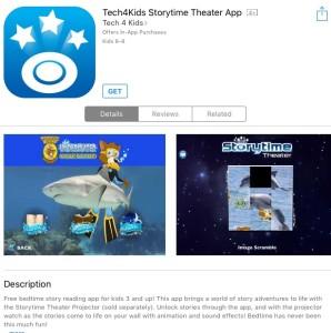 Tech4Kids App