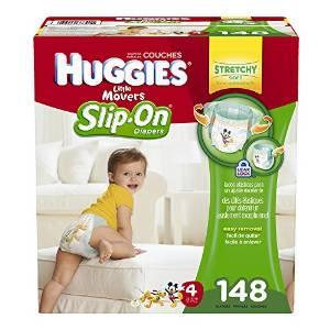 huggies slip ons