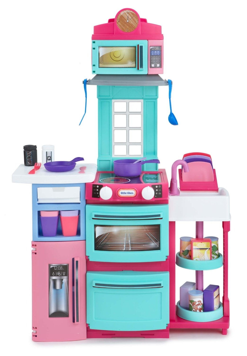 Little Tikes Cook n\' store Kitchen - Cook Up Some Cuteness - Mamas ...