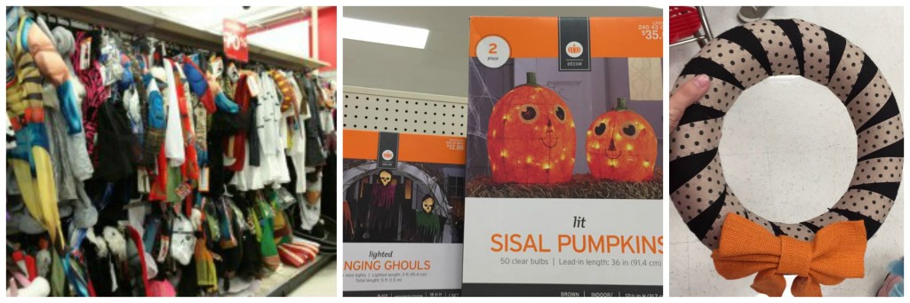 Halloween Target Clearance