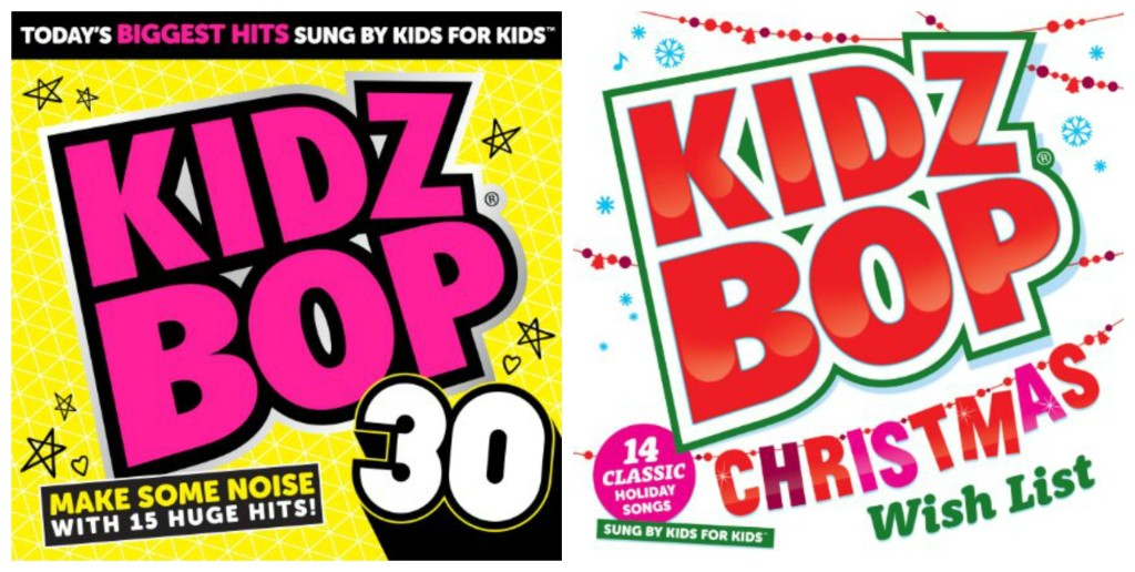 Dance the Day Away With Kidz Bop CD\'s & Tooth Tunes! - Mamas on a Dime