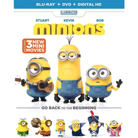 Minions movie deal
