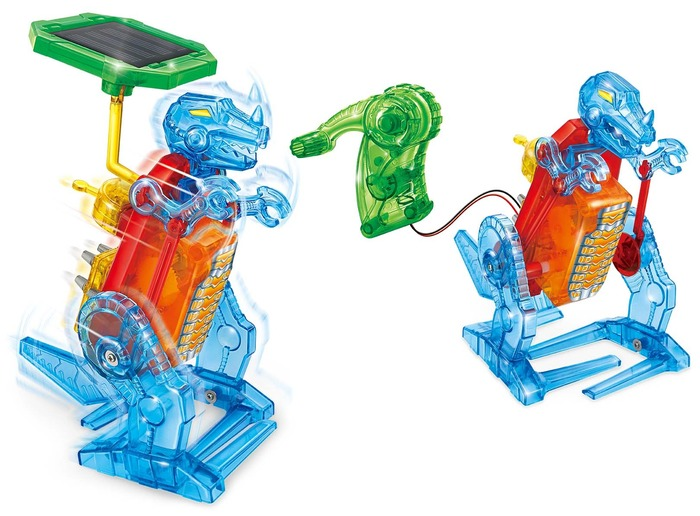DIY dino robot