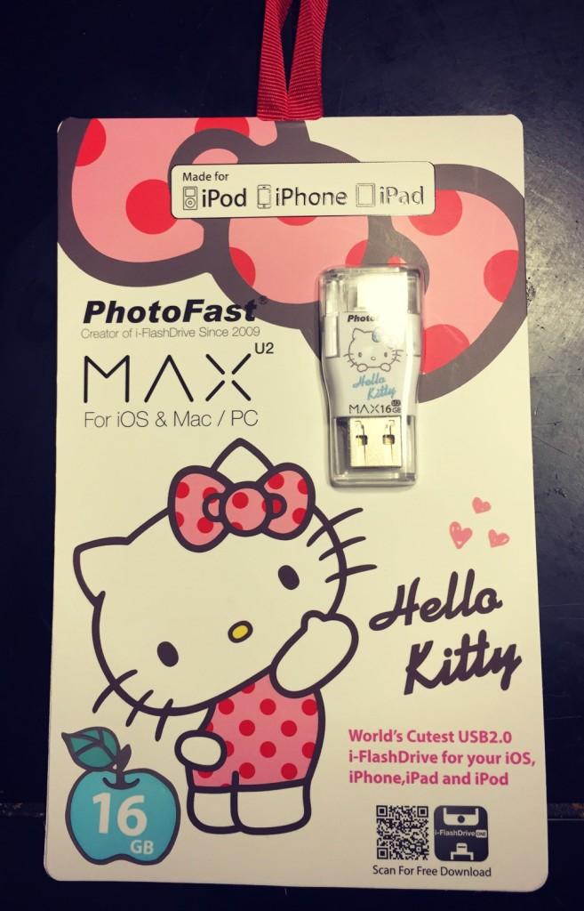 PhotoFast Hello Kitty