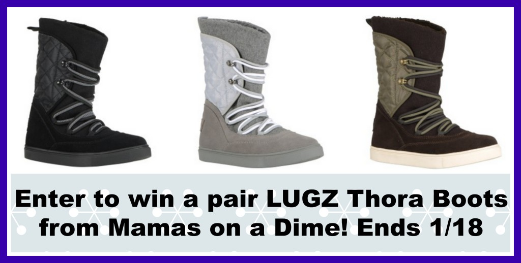 Enter to win LUGZ boots