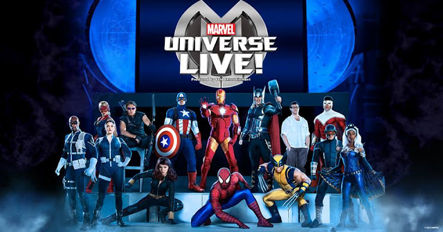 Marvle Universe Live
