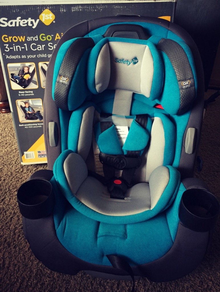 safety 1st grow and go air protect car seat mamas on a dime. Black Bedroom Furniture Sets. Home Design Ideas